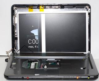 Laptop Mini Sony Vpcm120al Para Partes