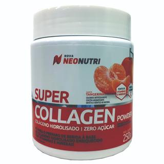 Colágeno Hid Super Collagen Tangerina 250g - Neonutri