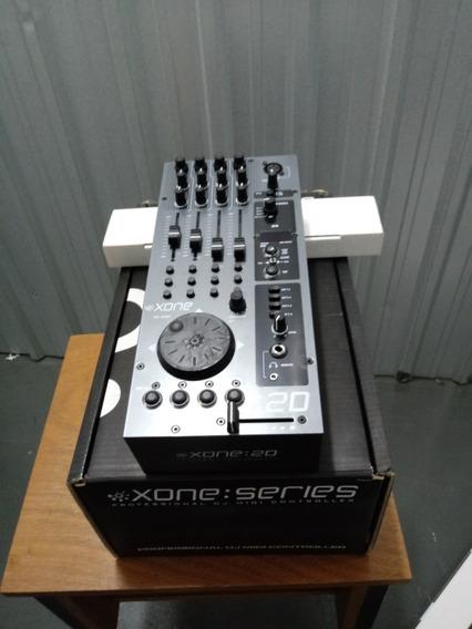 Mixer Xone 2d Para Dj