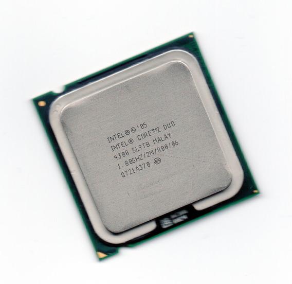 Processador Intel Core 2 Duo E4300 1.80ghz Lga 775 Fsb 800