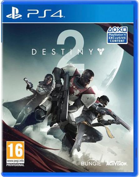 Destiny 2 Edition Ps4 Mídia Física Lacrado Português
