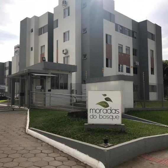 Apartamento Com 2 Quartos, Sendo 1 Suíte, Vila Zuleima -criú