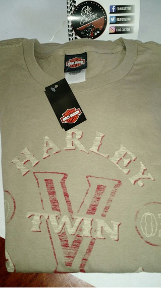 Playera Cafe Harley