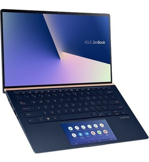 Notebook Asus Zenbook I7 10° Ux434 16g 512gb 32gb Optane W10