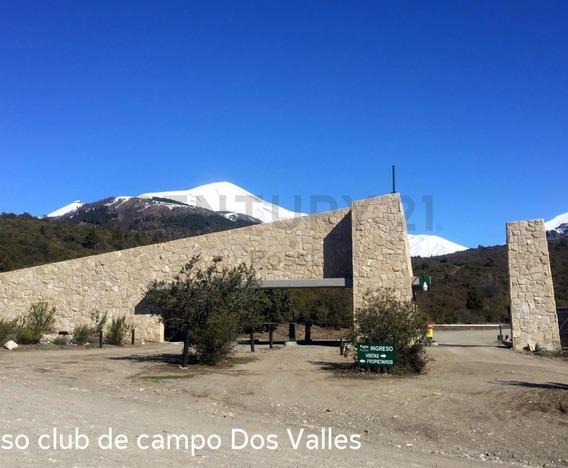 Lote En Venta Bariloche - Club De Campo Dos Valles