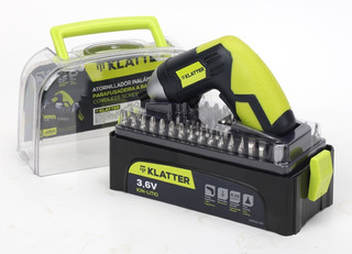 Parafusadeira À Bateria 3,6v - Klatter