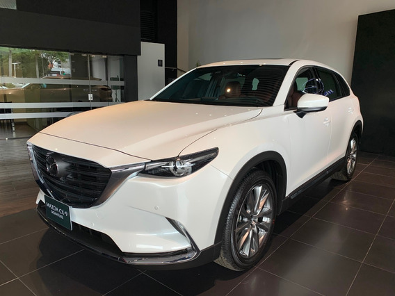 Mazda Cx9 Signature Blanco Nappa 2020 At