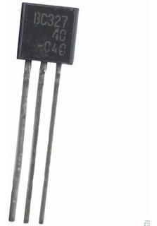 20 Transistores Bc327 + 20 Resistencias 1k