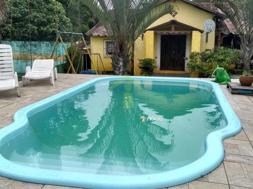 Chácara Com 2 Dorms, Cipó, Embu-guaçu - R$ 800 Mil, Cod: 261 - A261