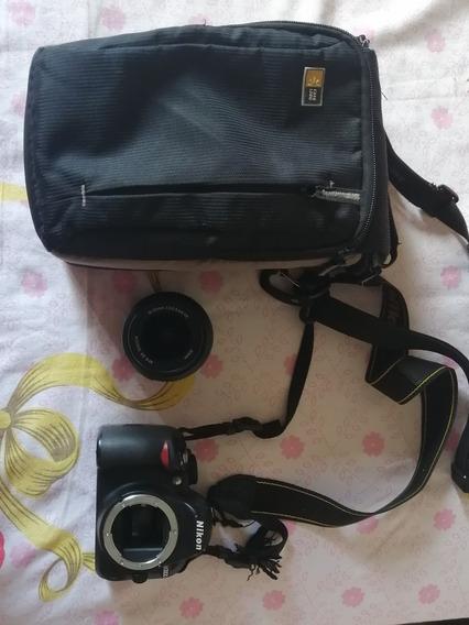 Câmera Nikon D3100 Profissional