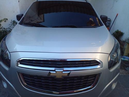 Imagem 1 de 14 de Chevrolet Spin 2018 1.8 Ls 5l 5p