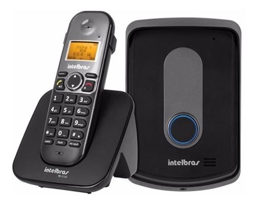 Imagem 1 de 4 de Telefone Sem Fio Com Ramal Externo Tis 5010 Da Intelbras