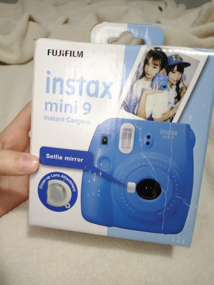 Polaroid Instax Mini 9, Instant Camera