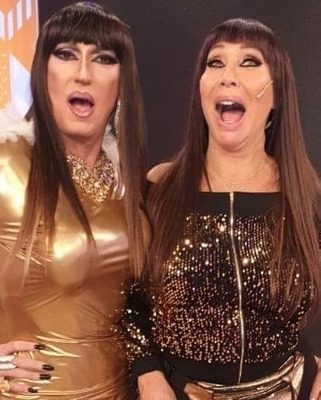 Show Cómico Animación Humor Stand Up Transformista Moria