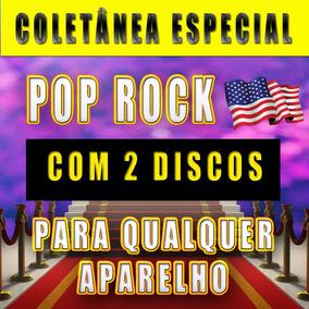3 Dvd Karaokê Pop Rock Internacional Volumes 1 E 2 +brinde