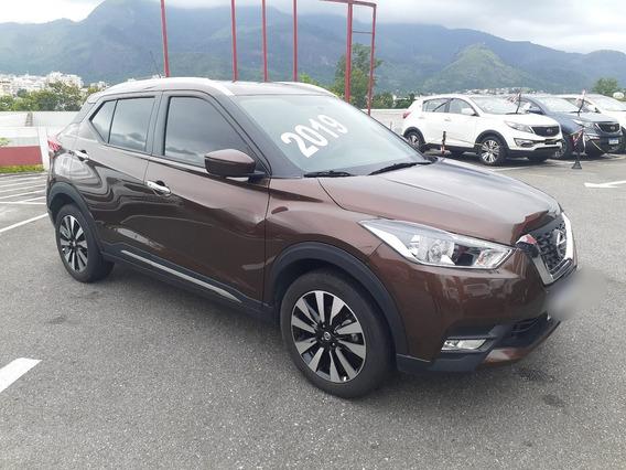 Nissan Kicks Sl 1.6 Marrom 2019