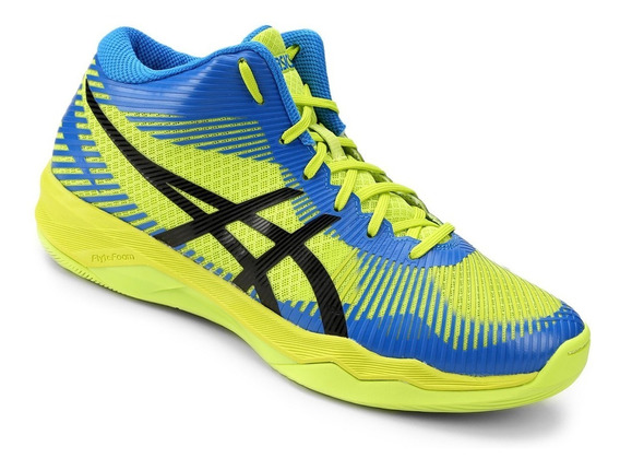 Tênis Asics Gel Volley Elite Ff Mt Masculino Volei Handbal