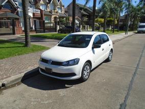 Volkswagen Gol Trend 1.6 Pack Ii 101cv 2014 Con Gnc Nuevo !