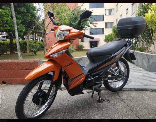 Yamaha Crypton E