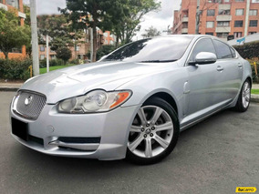 Jaguar Xf 3.000 Cc. Super Cargado Blindado Nivel 3