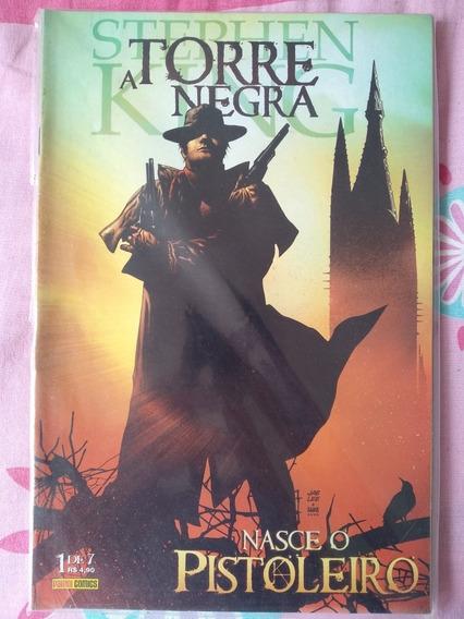 Stephen King A Torre Negra Nasce O Pistoleiro 1 A 7 Completo