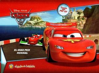 Cars 2 - El Gran Prix Mundial - Con Pop Up - Td - Guadal