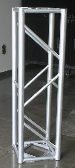 Treliças (aço Galvanizado Q30) 40 Mt (diversas Peças) Usada