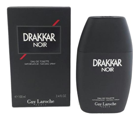 Perfume Drakkar Noir 100ml Masc Guy Laroche + Brinde Amostra