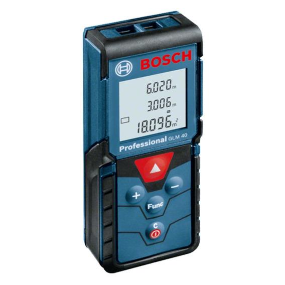 Medidor De Distancia Bosch Glm 40