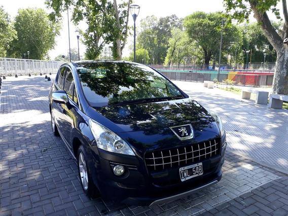 Peugeot 3008 Premium Plus Thp 1.6. Impecable. El Mas Full !