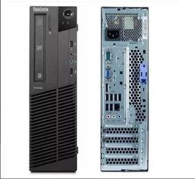 Cpu Lenovo M92 Intel Core I3 3ª 8gb Ddr3 Ssd 120gb Wi-fi