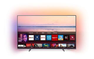 Smart Tv Led 65 Philips 65pud6794/77 Ultra Hd 4k 4025
