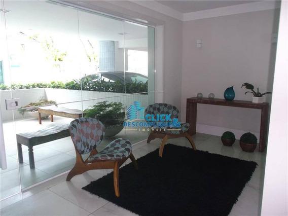 Apartamento Com 2 Dormitórios Para Alugar, 112 M² Por R$ 2.550,00/mês - Embaré - Santos/sp - Ap0053