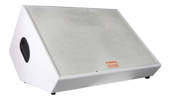 Monitor Passivo Somplus Branco 2x12 Pol 300w Spmon1222vias