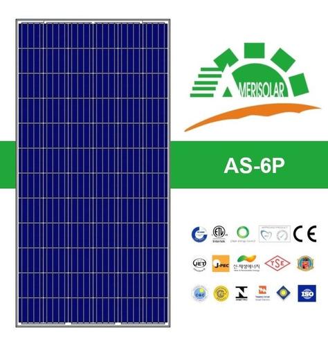 Panel Solar Policristalino 280w Ahorro De Energía Garantizado