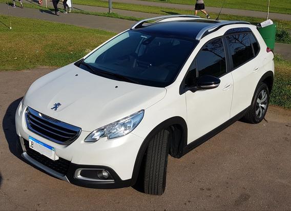 Peugeot 2008 1.6 16v Griffe Aut Flex 2019/2019