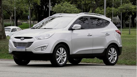 Hyundaiix35 2.0 Mpfi Gls 16v Flex 4p Automático / Completão