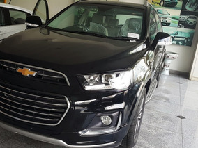 Car One S.a Oferta! Nueva Chevrolet Captiva Ltz Awd At 2.2td