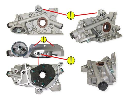 Imagen 1 de 2 de Bomba Aceite Chevrolet Astra 99/11 1.8 2.0 8v