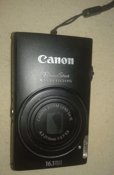 Canon Powershot Elph110hs 16.1 Mp