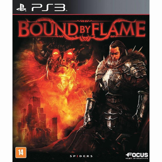 Game Ps3 Bound By Flame - Original - Novo - Lacrado