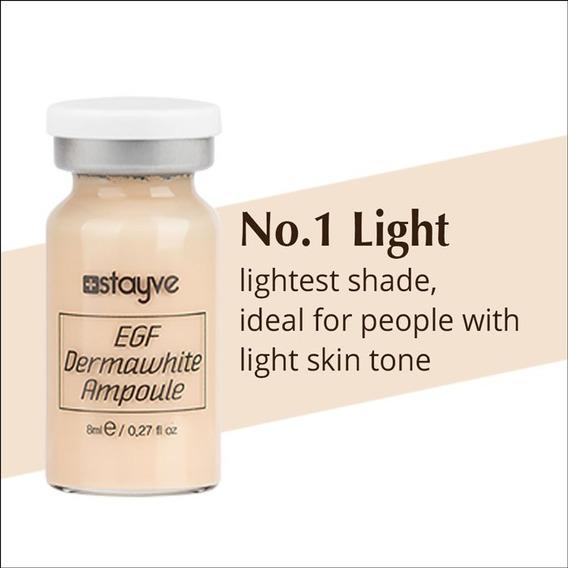 Bb Glow N1 Light Ampola Pronta Entrega + Brinde