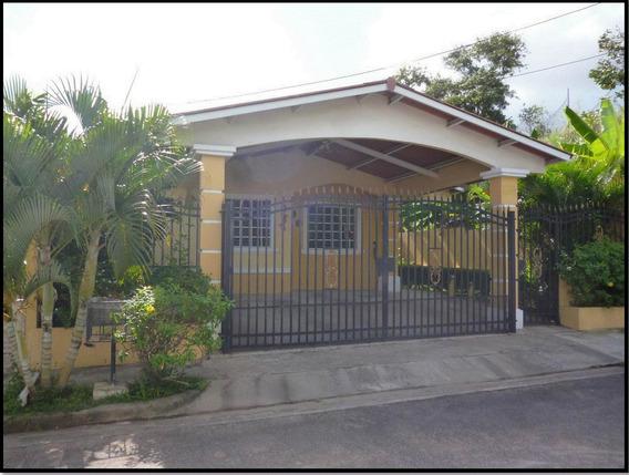 Hermosa Casa Brisas De Valle Dorado La Chorrera