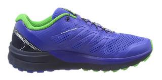 Tenis Hombre Deportivo Sense Pro Max L39856200 Azul Salomon