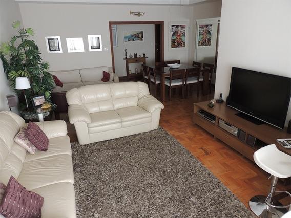 Apartamento Para Venda, 3 Dormitórios, Santa Cecília - São Paulo - 254