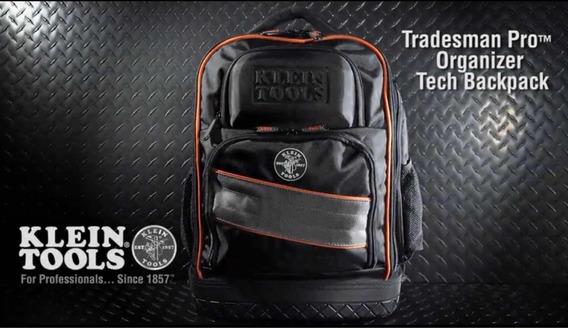 Mochila Klein Tools Tradesman Pro Organizer Tech Backpack