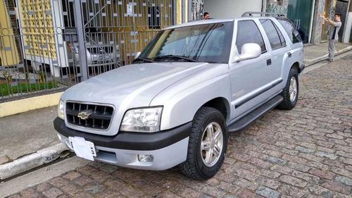 Gm Blazer Executive 2003 Modelo 2003  Blindada Muito Nova