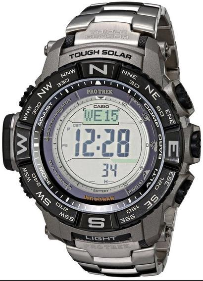 Relógio Casio Pro Trek Prw 3500t 7cr