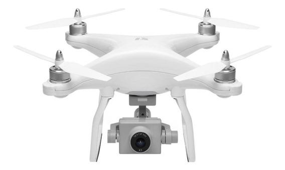 Drone WLtoys XK X1 com cámara HD branco