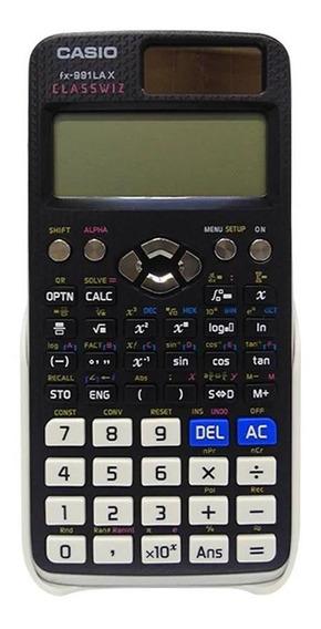 Calculadora Cientifica Casio Fx-991lax /ex Classwiz Qr